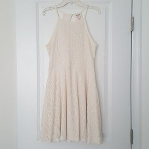 Massimo Ivory Dress